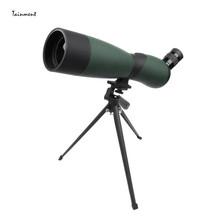25-75X70 HD monokularowy wodoodporny odporny na wstrząsy okular optyczny do obserwacji ptaków luneta noktowizyjna luneta tanie tanio CN (pochodzenie) Monocular HD Monocular Binocular Night Vision Telescope Eyepiece Spotting Scope Support