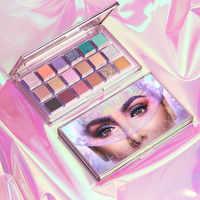 NEW Beauty MERCURY RETROGRADE PALETTE Matte Shimmer Eyeshadow Palette Nude Makeup Glitter Smoky Eye Shadow Powder
