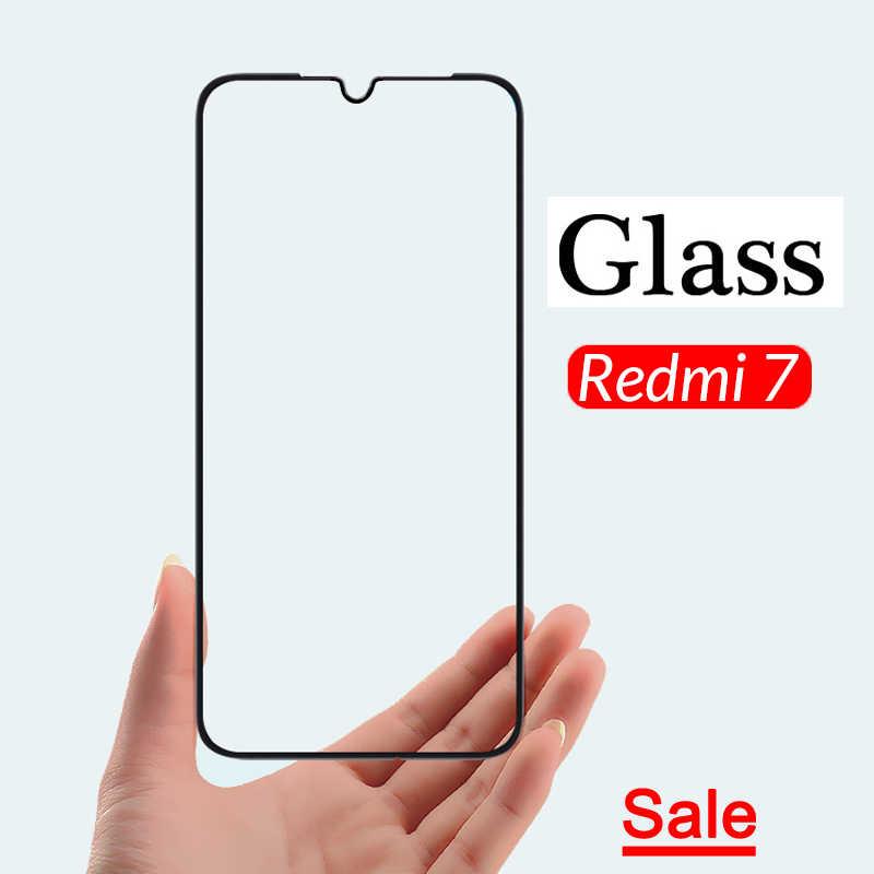 9D szkło ochronne na Xiao mi czerwony mi 7 7A uwaga 7 szkło hartowane dla Xiao mi mi 9t mój t9 mi 9t ekran bezpieczeństwa Protector pokrywa