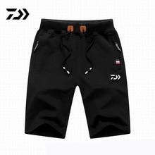 Новые мужские уличные шорты летние большие размеры рыболовные шорты спортивные дышащие УФ солнцезащитные походные шорты дайв Рыбалка одежда