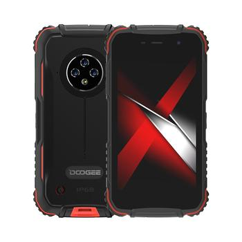 Перейти на Алиэкспресс и купить DOOGEE S35 Pro Смартфон Android 10,0, 4 Гб оперативной памяти, 32 Гб встроенной памяти, LTE AI тройной Камера 4350 мА/ч, IP68 прочный Водонепроницаемый и пылеотта...