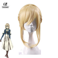ROLECOS Anime Violet Evergarden Cosplay Hair Violet Evergarden Cos costume accessories Hair