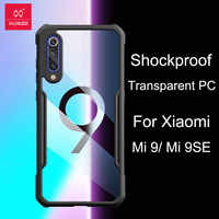 For Xiaomi Mi9 Phone Case XUNDD Luxury Airbag Shockproof Case Full Protective Back Cover for Redmi Note 8 Pro K20 Pro Case Coque