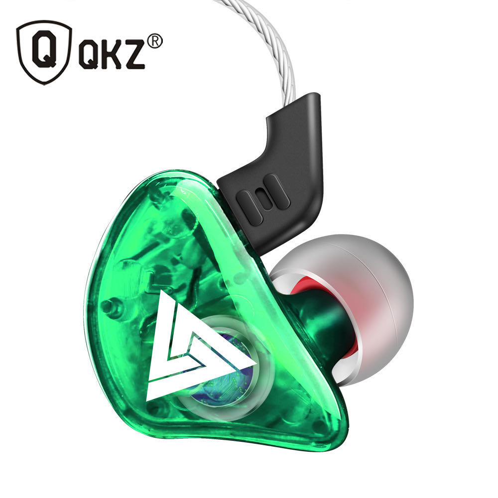 QKZ CK5 Earphone Sport Earbuds Stereo For Apple Xiaomi Samsung Music Cell Phone Running Headset Dj With HD Mic PK VK4 AK6 ZST