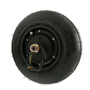 10 Polegada amplia citycoco 48 v-60 v 500 w roda de motor do cubo roda de carro elétrica adulto roda de pneu gordo