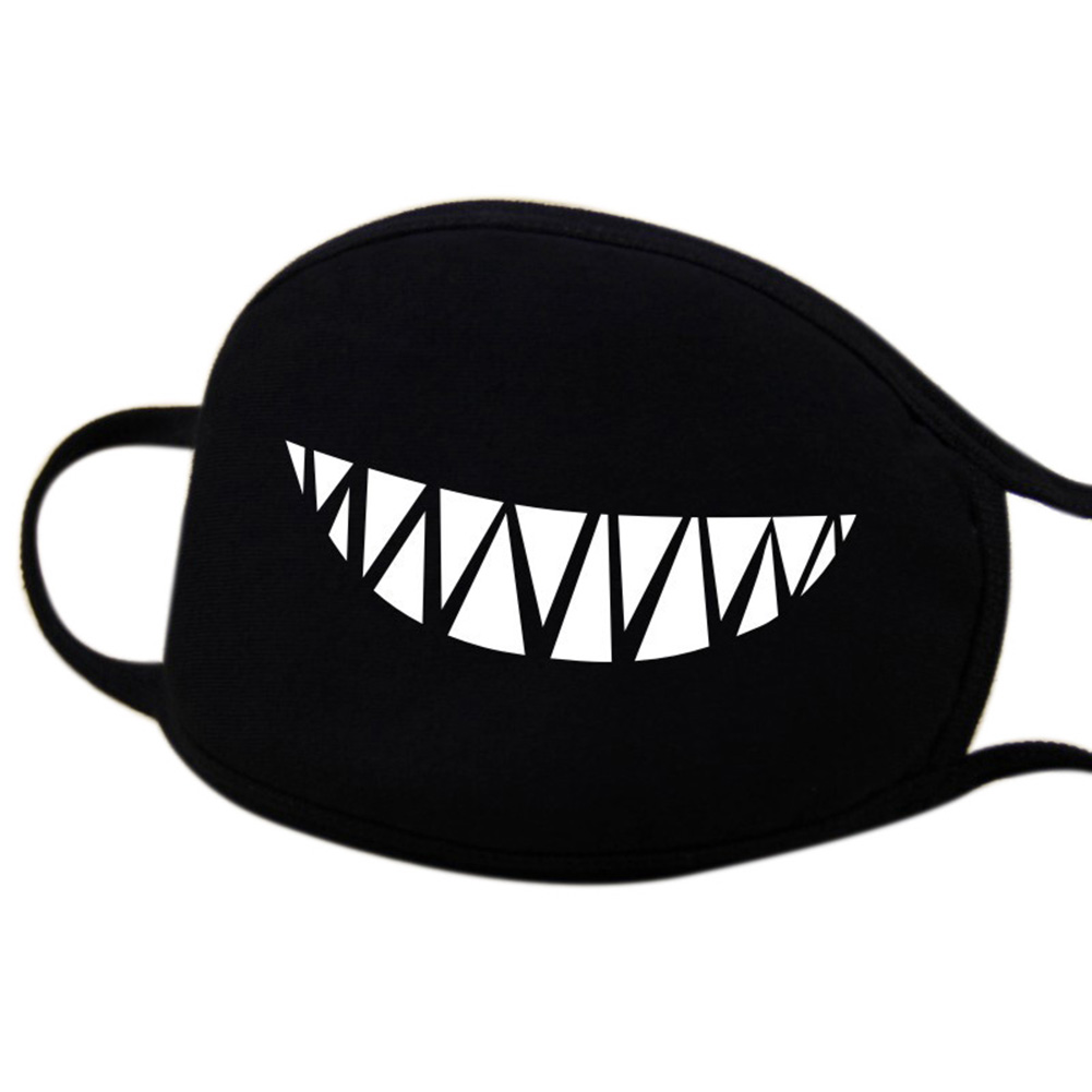 Mouth Mask PM2.5 Stylish Sunproof Breathable Mouth Mask Cute Anti-Dust Face Masks Ornament 2018 Summer New Design