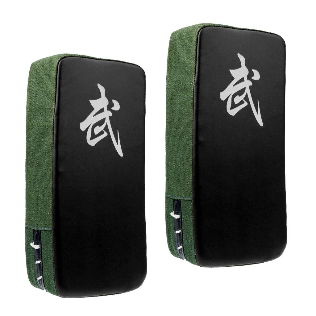 Kick Boxing Strike Target Arm Pad MMA Focus Karate Muay Thai Sanda Punch Shield