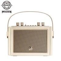 MUZEN Mate3 Professional Stereo Bluetooth Speaker Outdoor Waterproof Wireless Speaker Multi-Directional Sound Field Subwoofer
