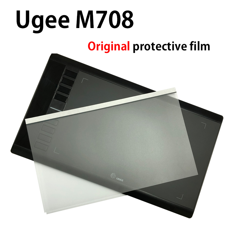 Ugee M708 Original Screen Protected Film Digital Drawing Board Screen Saver Film Electronic Drawing Board Matte Protective Film