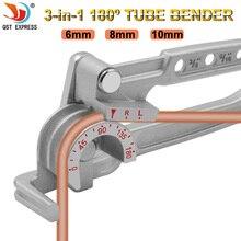 6mm 8mm 10mm 1/4 ″ 5/16 ″ 3/8 ″ Rohr Biegen Werkzeug Heavy Duty Rohr Bender Schläuche bender Zangen