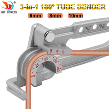 6mm 8mm 10mm 1/4 ″ 5/16 ″ 3/8 ″ צינור כיפוף כלי כבד החובה צינור בנדר צינורות בנדר פלייר