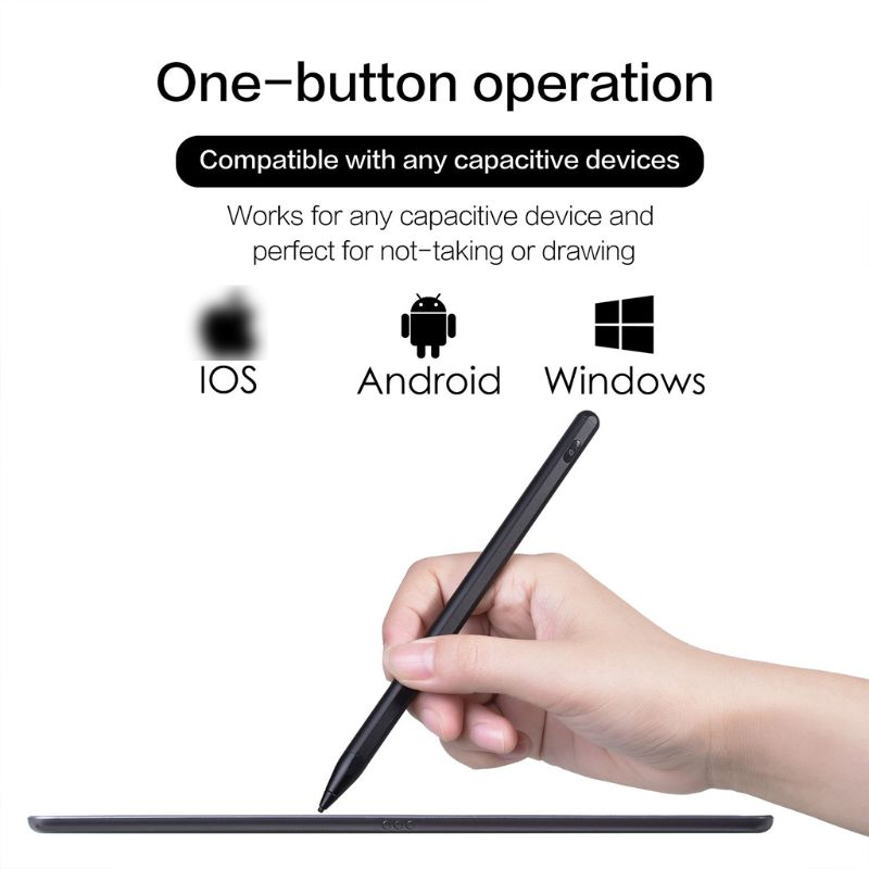 Universal Stylus Pen Screen Capacitive Touch Pen For IPhone Android Cellphones Q39D
