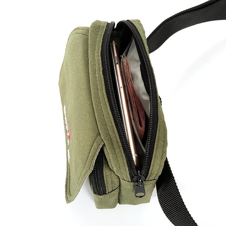 Multi-functional Riding Wallet Outdoor Sports Backpack Waterproof Wearable Sports Waist Pack