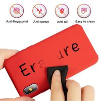 case iphone 5 Luxury Thin Soft Color Phone Case for iPhone 7 8 6 6s plus 5 5s SE Case Silicone Back Cover Capa for iPhone X Xs 11 Pro Max XR (2)