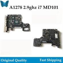 Wholesale Original logic board A1278 Motherboard for Macbook Pro 13′ mainboard 2.9ghz i7 2011-2012