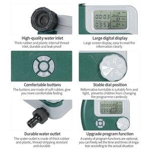Программируемый цифровой шланг кран таймер на батарейках автоматический полив спринклер системы орошения контроллер с 2 выходом