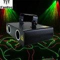 DJ огни DMX512 луч линзы красный зеленый шоу Праздник дома Бар Клуб DJ вечерние освещение на сцену