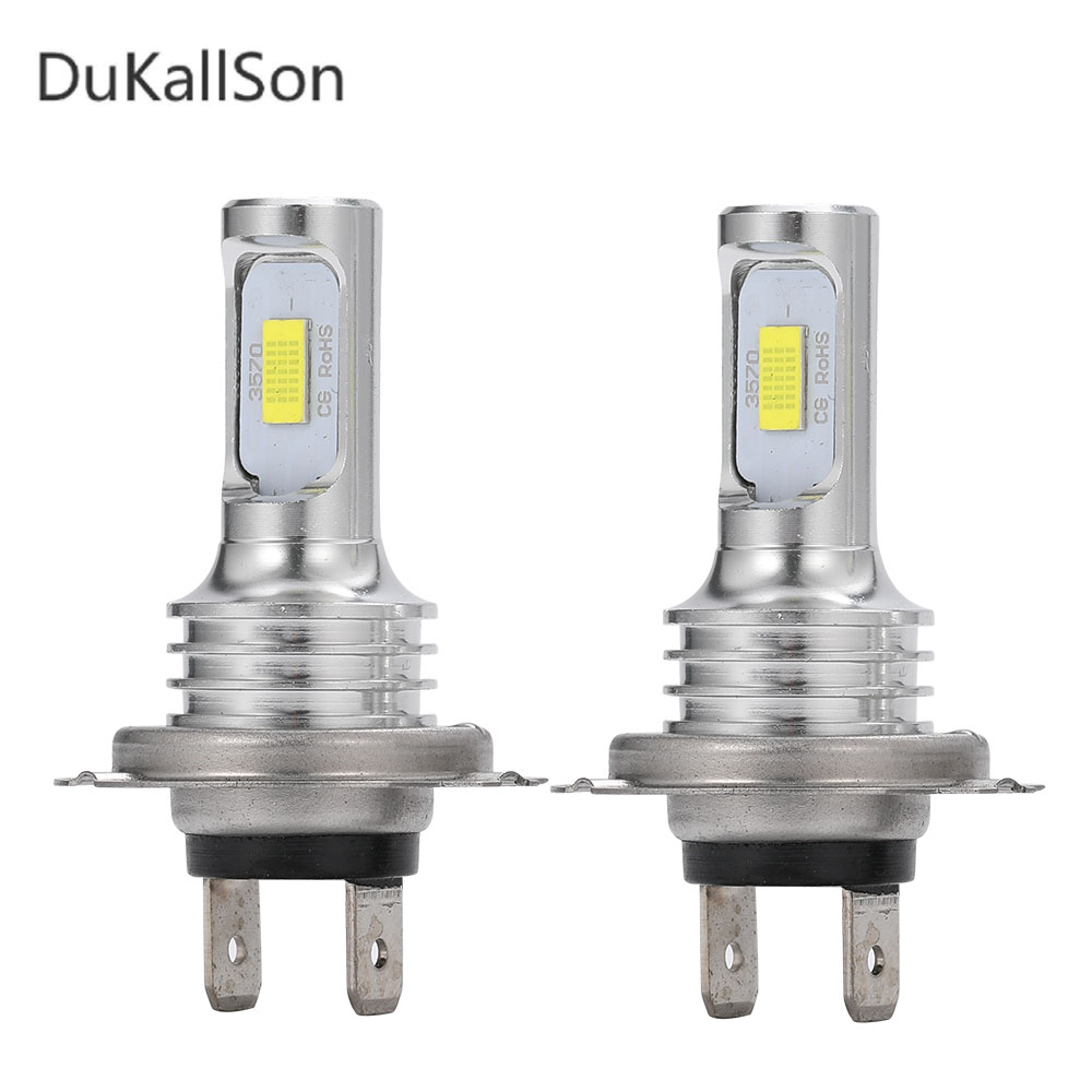 H4 LED H7 H11 H1 H3 9005 HB3 9006 <font><b>HB4</b></font> H8 H9 LED Car Headlight <font><b>Bulbs</b></font> 80W 12000LM 6000K 8000K <font><b>3000K</b></font> Auto 12V CSP Led Fog Lights image