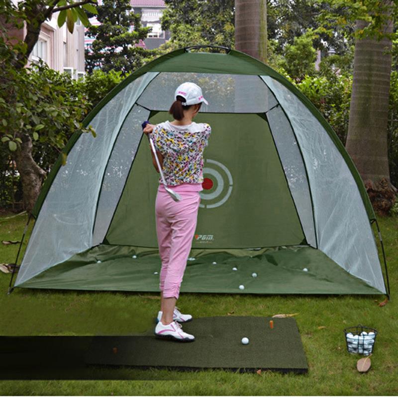 RUNACC Pop-Up Net Prática Do Golfe Bater Prática Golf Driving Net Net Prática De Golfe Portátil Conjunto Com Alvo 1 Pedido