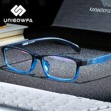 Lesebrille für Anblick Mit Dioptrien Männer Klar Optische Presbyopie Brillen Schwarz TR90 Brillen Brillen + 1,5 + 2 + 2,5 + 3 + 4