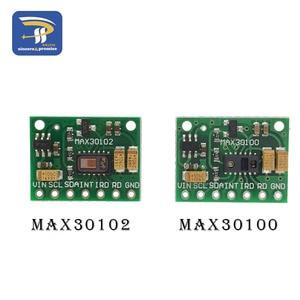 Image 2 - Low Power MAX30102 Heart Rate Pulse Breakout Board For Arduino / Blood Oxygen Sensor Module MAX30100 Pulse Oximeter