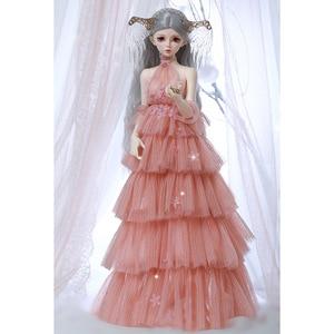 Image 4 - Fairyland FL Feeple60 Rendia baby dolls 실리콘 bjd 1/3 바디 모델 소녀 소년 인형 눈 수지