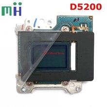 Новый оригинальный датчик изображения для Nikon D5200 CCD CMOS с фильтром нижних частот запасная деталь для ремонта камеры