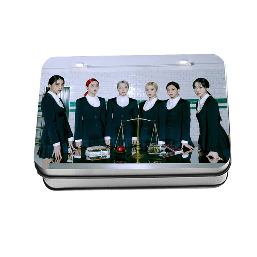 Kpop GFRIEND Song of the Sirens Polaroid Lomo Photo Card HD Photocard 40pcs/Iron box