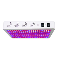 2000W Full Spectrum Panel lamp LED Grow Light Greenhouse Horticulture Grow Lamp for Indoor Plant Flowering Lamp switching mode