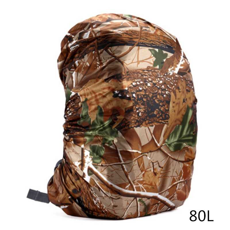 Camouflage 80L