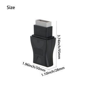 Image 5 - High Quality For Nissan Consult 14 Pin USB Interface OBDII Diagnostic Scanner OBD2 Cars Repair Tool 14Pin USB Cable Connector