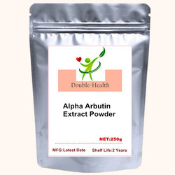Alpha Arbutine Poeder Berendruif Extract Huid Lightener Verstevigende 99.5%