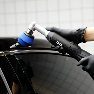 Image 5 - SPTA אלחוטי מיני רכב לטש, 12V מיקרו אלחוטי סריטות רוצח רכב לטש RO/DA מיני רכב לטש לליטוש, מלטש