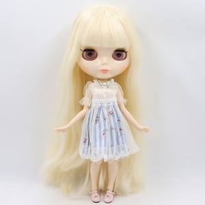 Image 2 - ICY Blyth doll No.1 glossy face white skin joint body 1/6 BJD special price 1/4 BJD,Pullip,Jerryberry,Licca toy gift