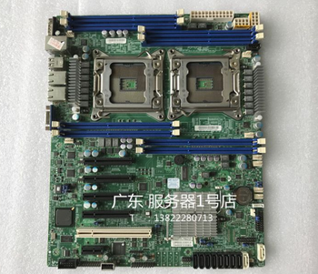 Pre-shipment test  For  X9DRl-iF c602 LGA2011 dual X79 server workstation motherboard