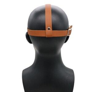 Image 5 - Pourim peste docteur Latex masque mascarade Mascara Long nez bec oiseau corbeau Cosplay Steampunk Halloween accessoires