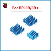 Cooler Heatsink Raspberry Pi ROBOT RPI140 Aluminum Blue Radiator