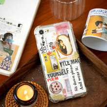 Mohamm 1 hoja de pegatinas diarias serie de sueños decoración Ins Fresh Hand Account Colegio estacionario tela suministros