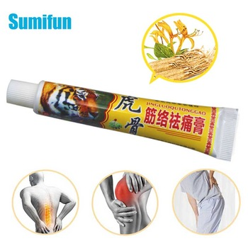 3pcs Tiger Balm Ointment For Rheumatoid Arthritis Joint Back Pain Relief Chinese Medical Plaster Analgesic Cream D2367