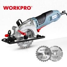Circular-Saw Blade-Sawing-Machine Tct-Blade Power-Tools WORKPRO Multifunctional Mini