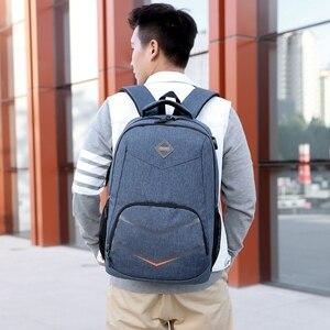 Image 3 - Fengdong حقيبة مدرسية عالية s teenage حقيبة السفر الصبي حقيبة لابتوب 15.6 أطفال حقيبة مدرسية الصبي المدرسية على ظهره usb تهمة