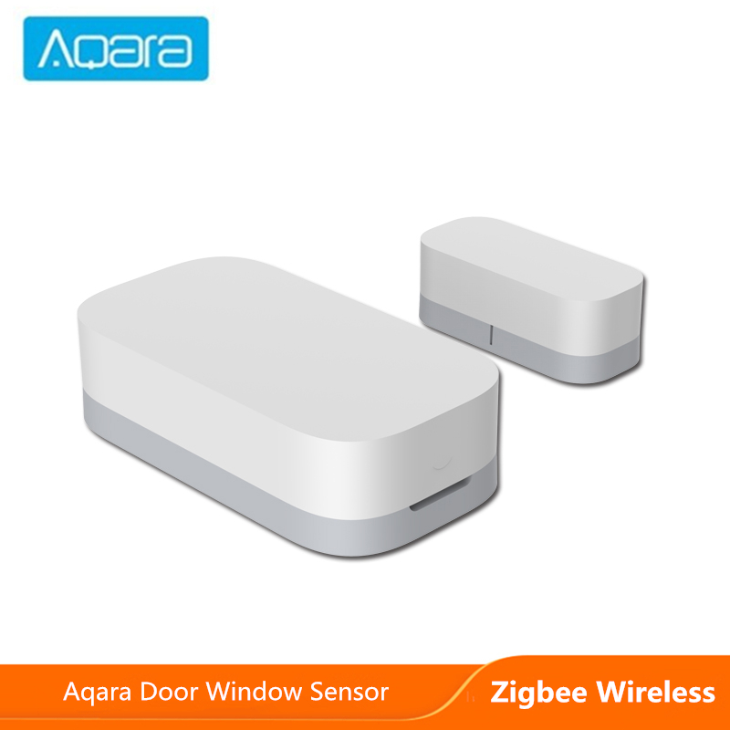 Aqara Door Window Sensor Zigbee Wireless Connection Smart Mini door sensor Work With Xiaomi mijia smart home MI HOME App control(China)
