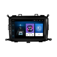 For KIA Carens 2013 2014 2015 2016 2017 2018 9 inch Android 8.1 2 Din Car Multimedia Stereo Player Navigation GPS WIFI Radio