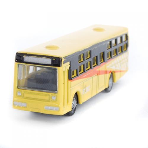 Mini Bus moulé sous pression modèle 1:160 ~ 1:200 ajustement N échelle paysage ferroviaire disposition 65mm