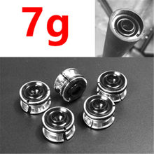 "Carbon Road Bike Fork Steerer Headset Ultralight Star Nut Expansion Screw Expander Plug Compression 1 1/8"" Tube bicycle parts(China)"
