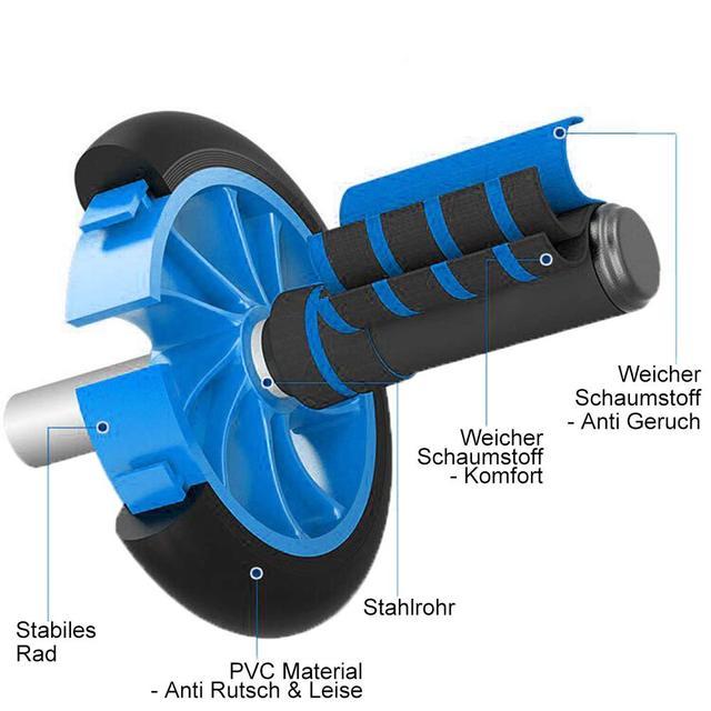 Abdominal Wheel Roller  1