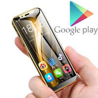 Assistenza di Google Play 3.5 Piccolo Mini Del Telefono Mobile Android 8.1 MTK6739 Quad Core 2 Gb + 16 Gb 64 gb 4G Smartphone Dual Sim K-Touch I9