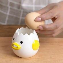 Милый цыпленок керамика яйцо белый сепаратор Кухонные гаджеты