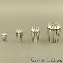 1/8-Spring-Collet-Set Engraving-Machine ER25 Lathe-Tool Milling 5mm 4mm for CNC