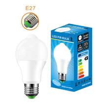 B22 E27 Pir Inductie Led Lamp 10W Led Lamp Bewegingssensor AC220V Led Nachtlampje Voor Gang Gangpad Trappen balkon Lampada